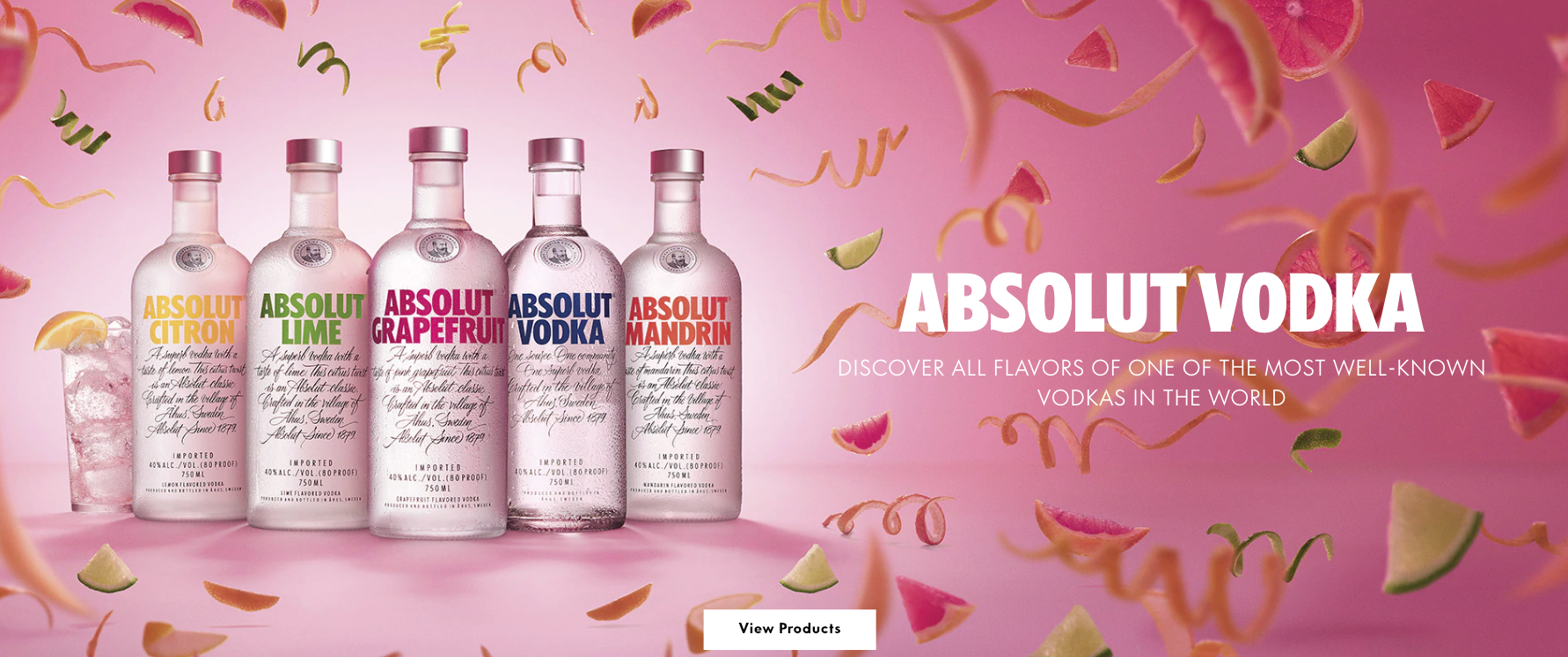 Anti Gravity Vodka