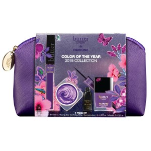 butter london and pantone, colour of the year, ultra violet