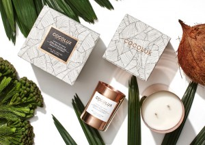 Cocolux Australia packaging