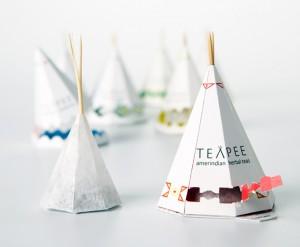 Teapee Packaging Design