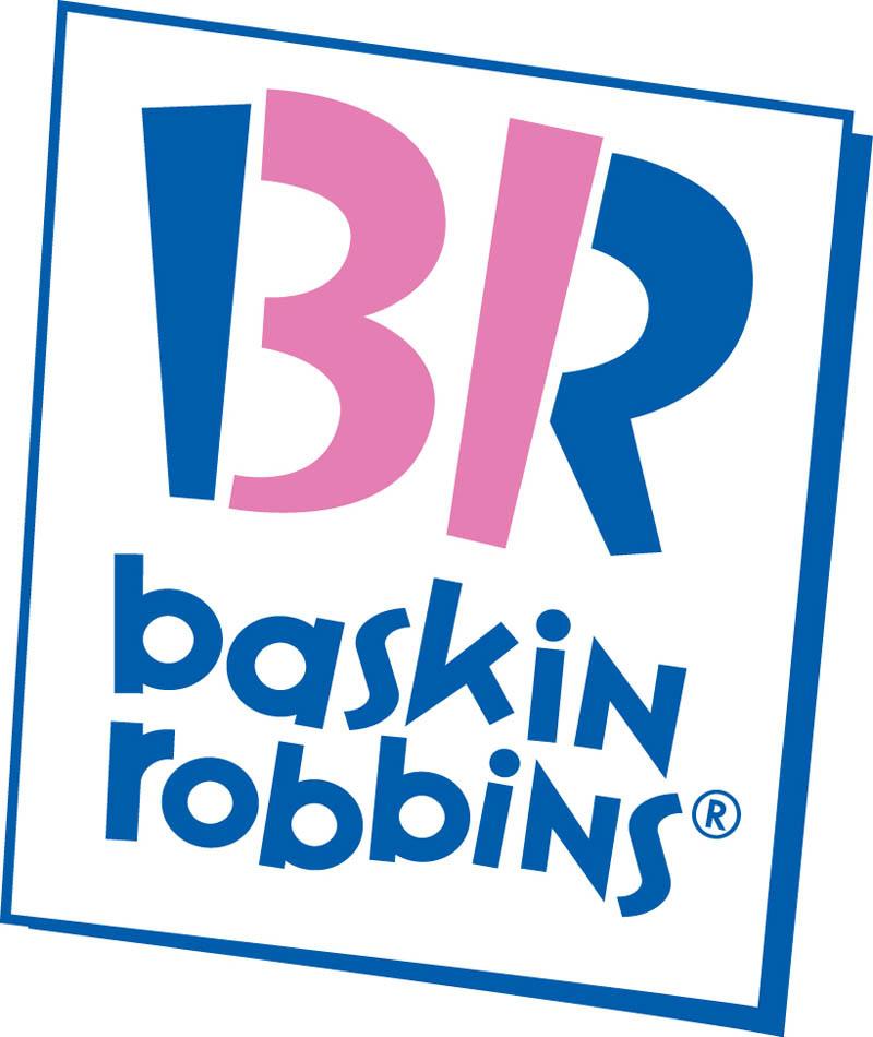Baskin robbins icecream logo image