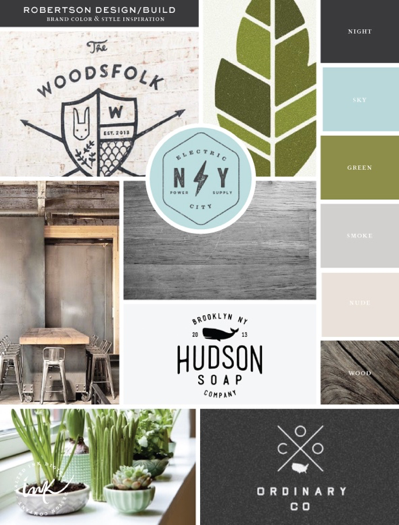Earthy and rustic design image