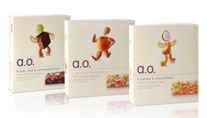 Eye-catching, creative packaging draw the consumer in.
