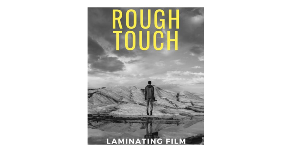 rough touch laminate