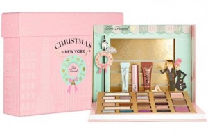 Too Faced Christmas doll house box image