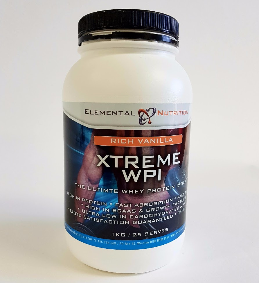 elemental nutrition product label image